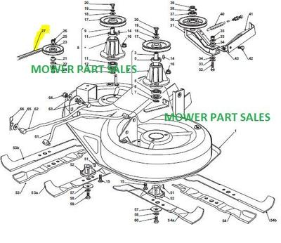 Cutter Deck Mower Belt Fits Stiga Estate Collector Senator President Pro Hst Post 2007 Replaces 1350615080 350657010 314 P on mtd wiring diagram